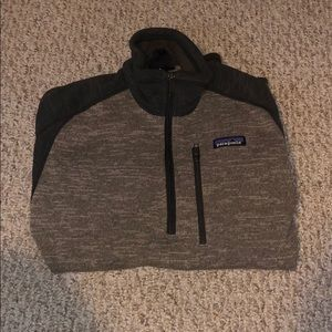 Men's small Patagonia better sweater Fleece